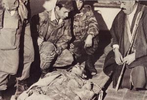 مقتل العقيد عميروش