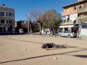 Blida - Boulodrome de Mouza�a: Les jeunes demandent sa r�habilitation