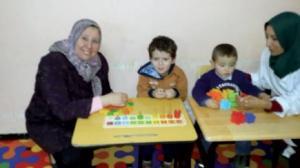 Jijel - Portrait. Nadia Boudina. Présidente de l'association Hanine: L'admirable combat d'une mère pour les enfants autistes