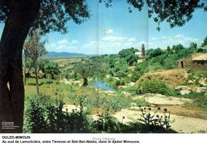 Ouled Mimoun avant 1962, dans le Djbel Mimouna