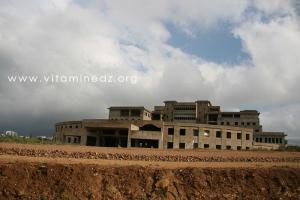 Tlemcen, nouvel hôpital de Chetouane - Juin 2011