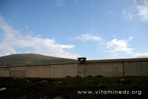 Tlemcen - Nouvelle prison à Ain Fezza