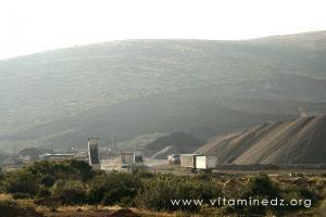 Carrière de Mazari à Tagma - Tlemcen