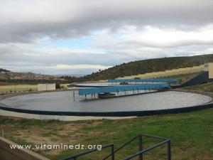Ain El Hout - Station d\'epuration des eaux usées de Tlemcen