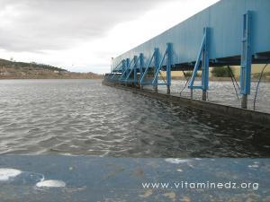 Station d\'epuration des eaux usées de Tlemcen - Ain El Houtz