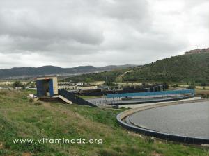 Commune de Chetouane - Station d\'epuration des eaux usées de Tlemcen - Ain El Hout
