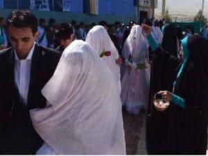 Berriane (Ghardaia) - 53 couples convolent en justes noces