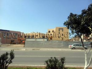 Oran Le Musée du moudjahid en rénovation