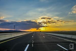 L'autoroute Est Ouest, Alg�rie