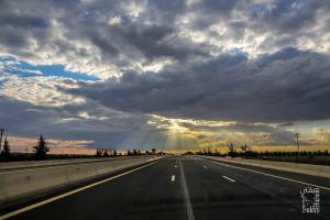 Alg�rie - Autoroute Est Ouest
