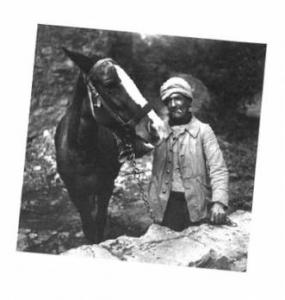 Des photographies de Tlemcen par Mohammed Dib en 1946
