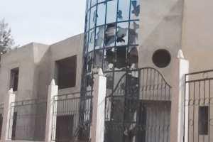 ARRÊT SUR IMAGE: Vu à Oum El-Bouaghi Siège de la bibliothèque municipale