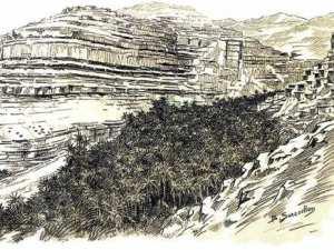 Ghassira (Batna) - Rhoufi par Oued Labiod: Randonnée en pays chaoui