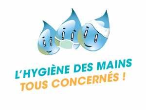 Jijel - Campagne pour l'hygiène des mains