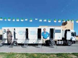 «Changing diabètes» à Khenchela: Une clinique mobile pour le dépistage