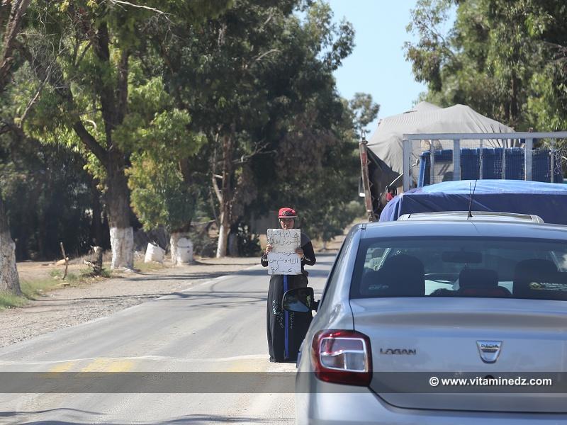 Tlemcen - R�fugi�e syrienne en Alg�rie quel statut et quel avenir
