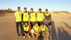 فريق الاشبال لكرة القدم
