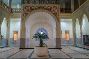 Cour Mosquée El Amen Souk Ahras