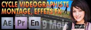 Ecole PRO ADVANCES ->Formation: VIDEOGRAPHISTE, MONTEUR, EFFETS SPECIAUX