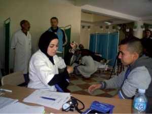 Poste de transfusion sanguine à l'hôpital d'El Milia (Jijel): Zelikha Boudjada, un médecin dévoué
