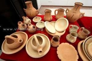 Patrimoine culturel et artisanat de Tlemcen (Poterie de Yebdar)