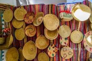 Vannerie et sparterie Algérie ARTISANAT ET METIERS Photos