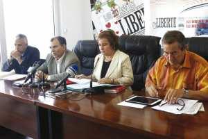 Alg�rie - LE COLLECTIF DE LA D�FENSE A ANNONC� HIER SA D�CONSTITUTION.  Affaire El Khabar: �Une arnaque judiciaire�