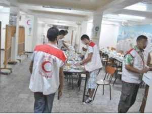 Constantine - Solidarité durant le ramadhan: Plongée dans un restaurant du cœur