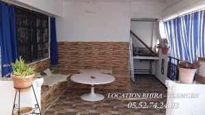 BHIRA plage a proximité de BIDER et PORT SAY - Location Appartement F3 pas cher