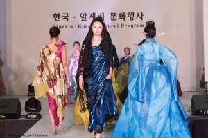 Le vêtement traditionnel algérien honoré à Séoul