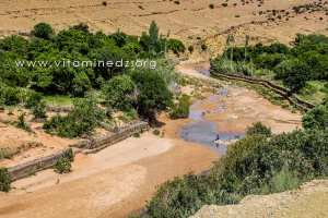 Guelta, Oued El Ghicha (Wilaya de Laghouat)