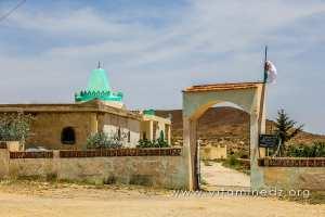 Cimetière et Goubba de Sidi Khaled et Sidi Othmane - Commune El Ghicha (Wilaya de Laghouat)