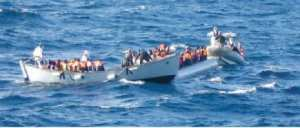 Emigration clandestine: Tentative de suicide collectif au large de Annaba