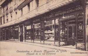 Constantine - Ex- �Bazar du globe�: Un haut lieu du commerce transform� en d�charge sauvage !