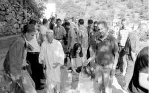 Akfadou (Béjaia) - Fête au village Aït Amara Fête du village