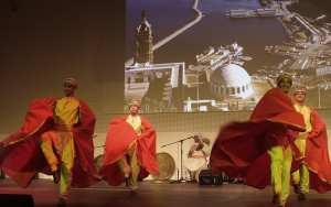 le Ballet national alg�rien � l'Expo Milano 2015 � l'occasion de la Semaine de la culture du pays