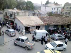 Constantine - Travaux d'extension de l'hôtel Cirta: Des commerçants de Bardo en colère