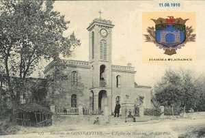 كنيسة حامة بوزيان