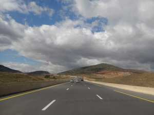 Autoroute Est Ouest Fermeture des brèches du coté de Sidi Abdelli