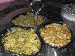 Amuses-gueules importées du Canada, toutes naturelles à base de céréales