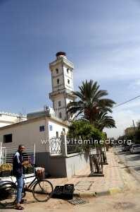 SBA - Mosquée de Sidi Khaled (Ex-Palissy)