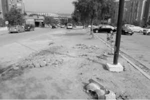Arzew (Oran) - Les espaces publics «massacrés» en toute impunité !