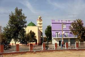 Sidi Bel Abbes - Mosquée de Sidi Lahcene (Détrie)
