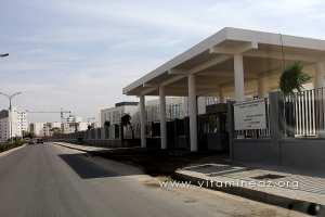 Sidi Bel Abbes - Nouvel Hopital