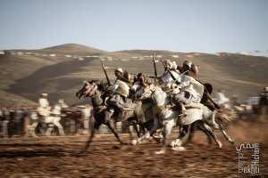 Tlemcen - Waada et Fantasia à Chleida (Commune de Amieur)