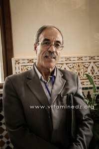 Mohamed Sari à Tlemcen