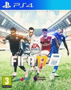 FIFA 17 Cover Soudani Ziani Bennacer Slimani by Mascariano