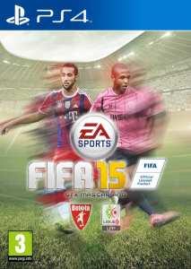 FIFA 15 Brahimi by Mascariano