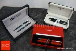 Parures de stylos personnalisées Algérie