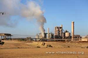 La Cimenterie de Zahana encore et toujours polluante